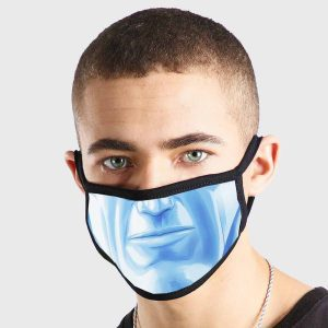 Comic Iceman Non Medical 3 Ply Face Mask