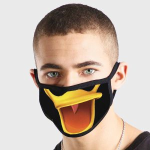 Daffy Duck Bill Non Medical 3 Ply Face Mask